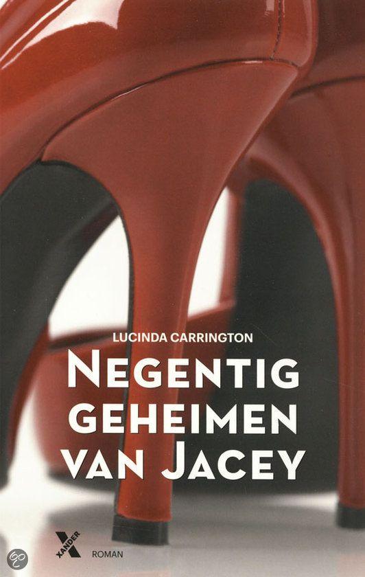 bol.com | Negentig geheimen van Jacey, Lucinda Carrington | Boeken