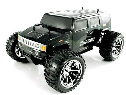 Qualora si desidera sperimentare il livello successivo della gamma di auto RC elettriche, questo è il modello di monster truck giusto. Non sarà più necessario pagare centinaia di euro per ottenere un modello che disponga di tutte le caratteristica e le tecnologie di un truck di prima fascia.