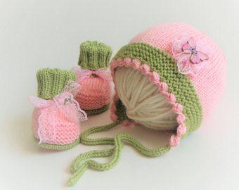 Falda de bebé falda de punto bebé falda merino lana falda gris