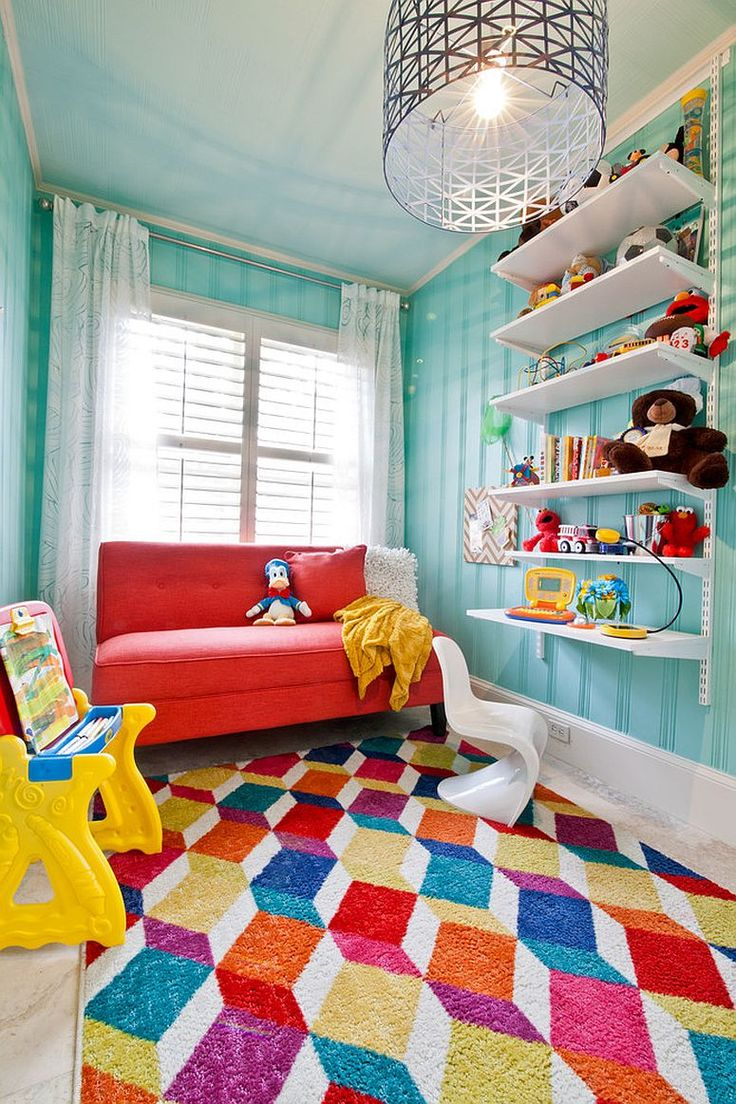 Eye Catching Rug Ideas For Kidsu0027 Rooms Www.bocadolobo.com #bocadolobo