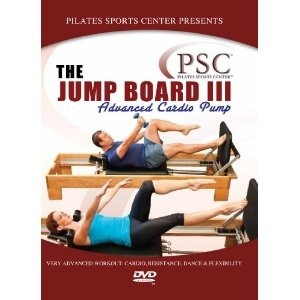 The Pilates Jump Board Workout III: Advanced Cardio Pump (DVD) www.amazon.com/... 1427643466 dvd