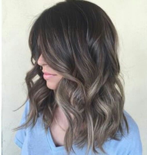 Gray toned sombre