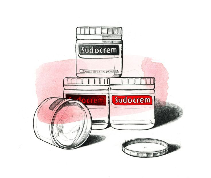 Slather Your Face With UK's Favorite Rash Cream: Sudocrem * Read more  at the image link.
