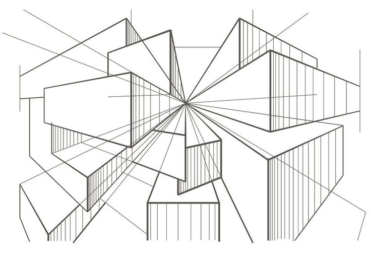 How To Use Diagonals To Find Depth   www.drawing-made-easy.com   #structure