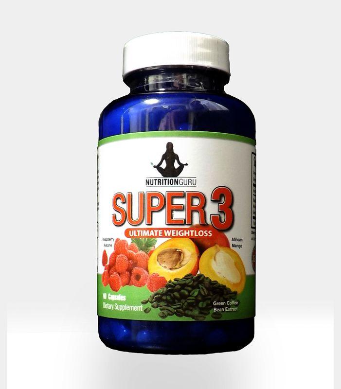 Nutrition Guru SUPER 3 - Now Only $38.09 SAVE 41%