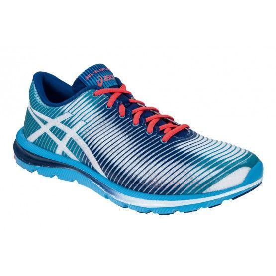 Asics Super J33 futócipő férfi kék,fehér