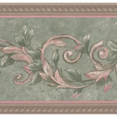 Pin On Studiju Interjiero Dizainas Bathroom wallpaper borders home depot