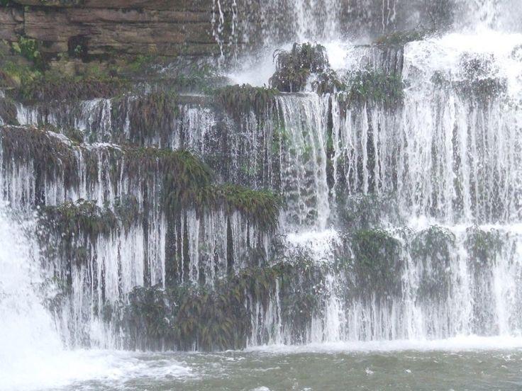Kiubo fairy falls