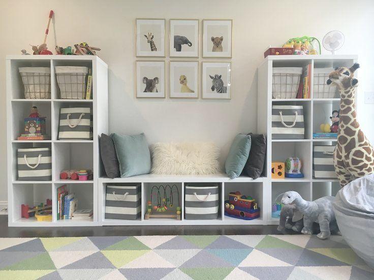 Nice Ikea Playroom Storage Ikea Trofast Hack Office Desks Pinterest Desks Playrooms And Room Boys Bedroom Storage Toddler Bookshelves Boy Room