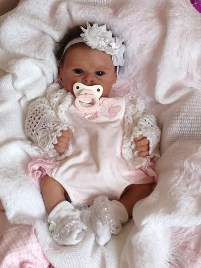 Full Body Silicone Baby Doll