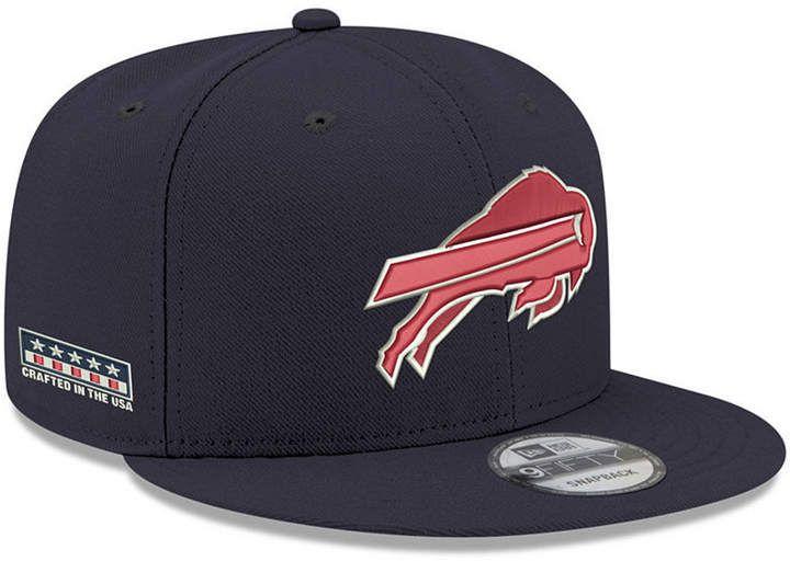 eafaef945 New Era Buffalo Bills Crafted in the Usa 9FIFTY Snapback Cap | cap ...