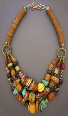 Tribal jewelry by Dorje Designs
