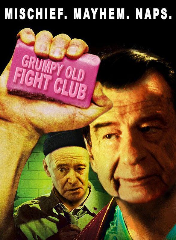 DUO 34 - 'Dos viejos gruñones' + 'El club de la lucha'