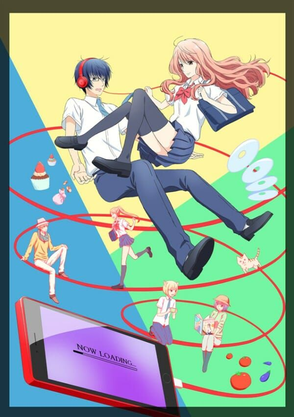 Real Girl Anime Gets 12 Episode Run Anime Herald Girls Episodes Anime English Dubbed Anime