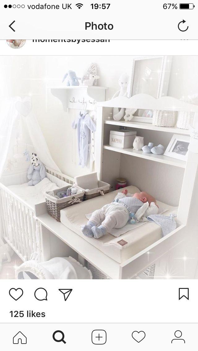 Très Oltre 25 fantastiche idee su Camerette per neonato su Pinterest  AH67