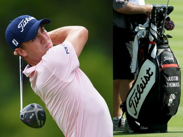 Justin Thomas What S In The Bag One Time Major Winner With Images Justin Thomas Latest Golf News Justin