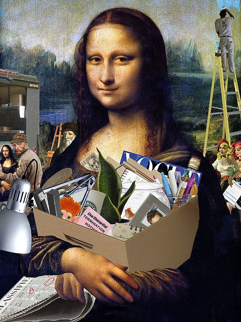 Hidden Secrets in Mona Lisa: Islamic Codes of Da Vinci
