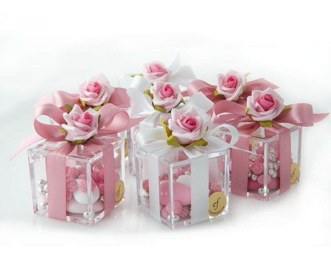 Wedding Favors, Unique Creations with the finest materials imported from Italy