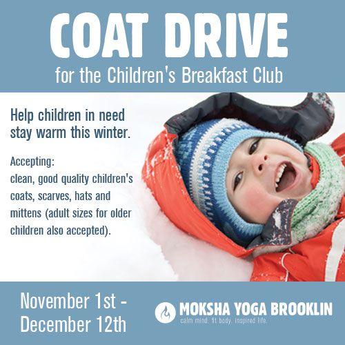 Please help keep our children warm #HolidayWarmth #BigHeart