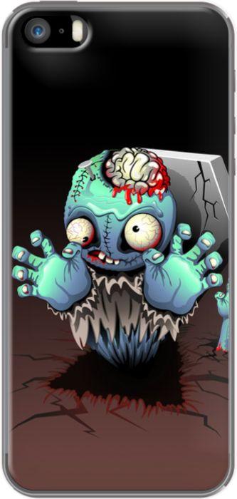 Zombie Monster Cartoon - BluedarkArt
