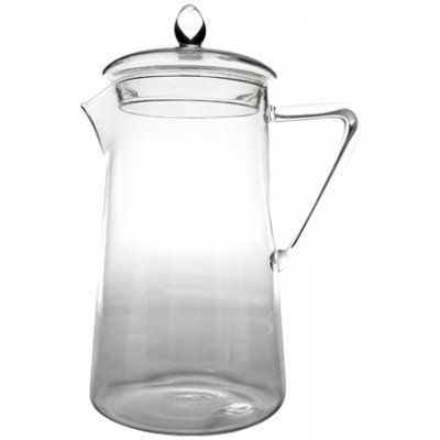 Relax with a well-made delicious pot of tea. Watch tea flower and allow the colour to augment your tea-drinking experience. A perfect gift for your tea-lover friend. Eat.Art Glass Tea Pot - Large from Faithful to Nature. Eco-friendly product from South Africa. Affiliate link.