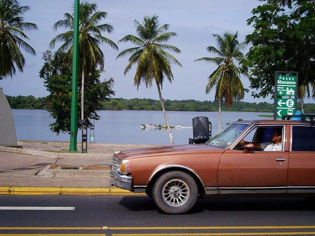 Tucupita in Venezuela