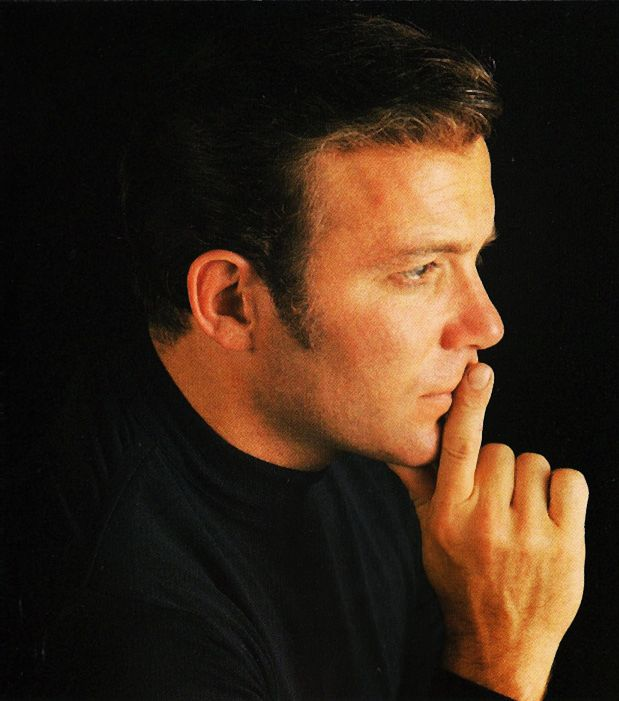 William Shatner Legend in every universe.