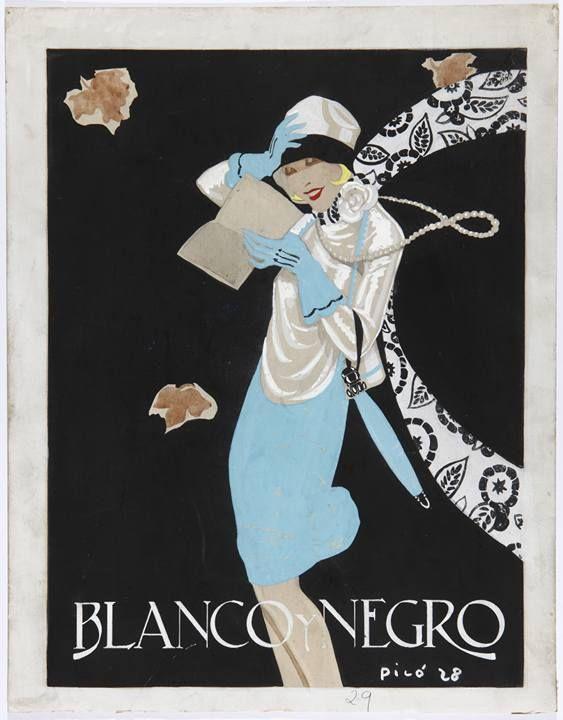 Portada Blanco y Negro, núm. 1.9907 de julio de 1929
