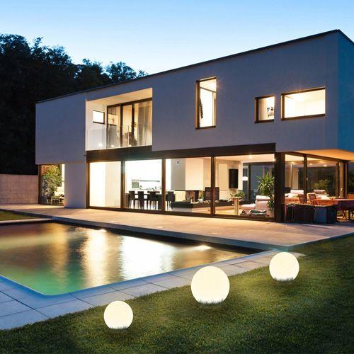 Simple  best Garten Beleuchtung images on Pinterest Backyard lighting Backyard and Balcony garden