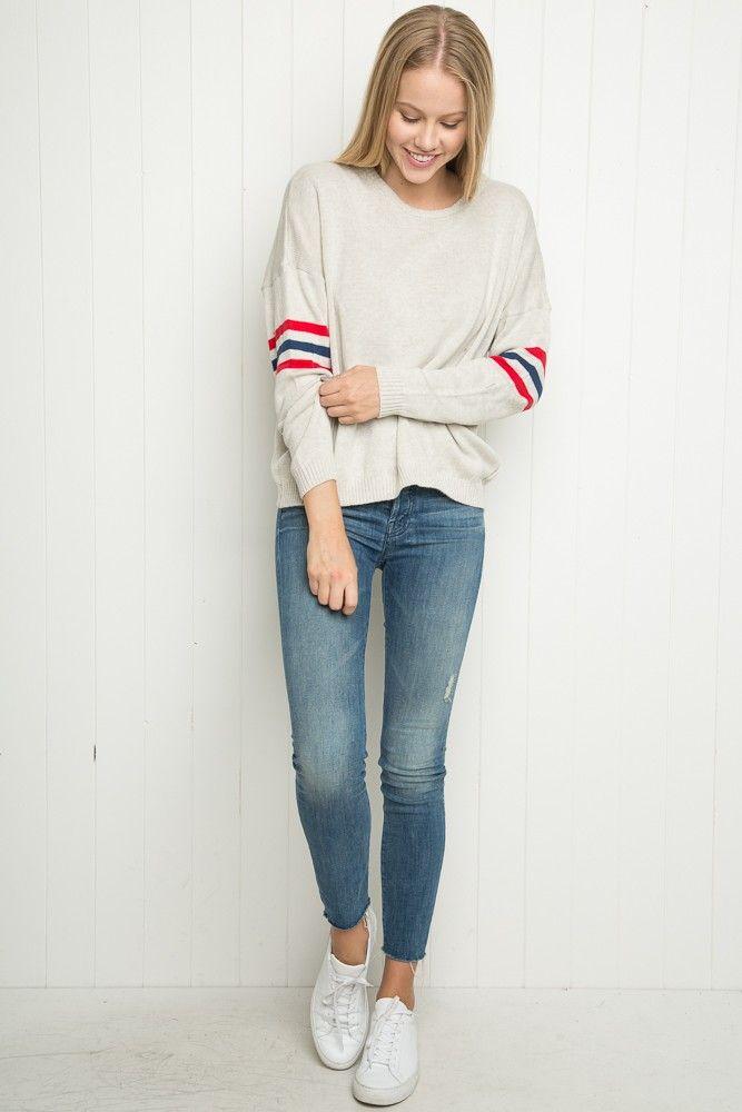 Brandy ♥ Melville | Veena Sweater - Just In