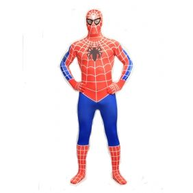 Classic Spiderman Costume Replica