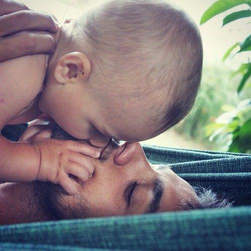 the best kisses love. #estella #truelove