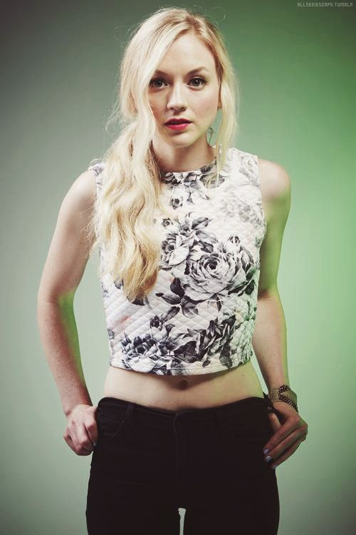 Emily Kinney, Getty Images Portrait Studio powered by Samsung Galaxy, SDCC '14
