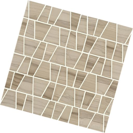 Mosaic marble castle coffee stone