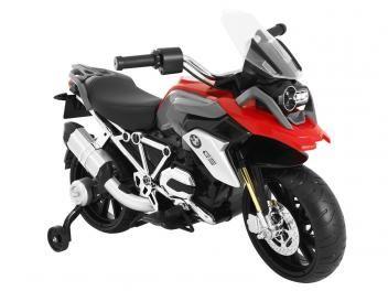 Moto Elétrica Infantil BMW GS com Farol Led - Bandeirante