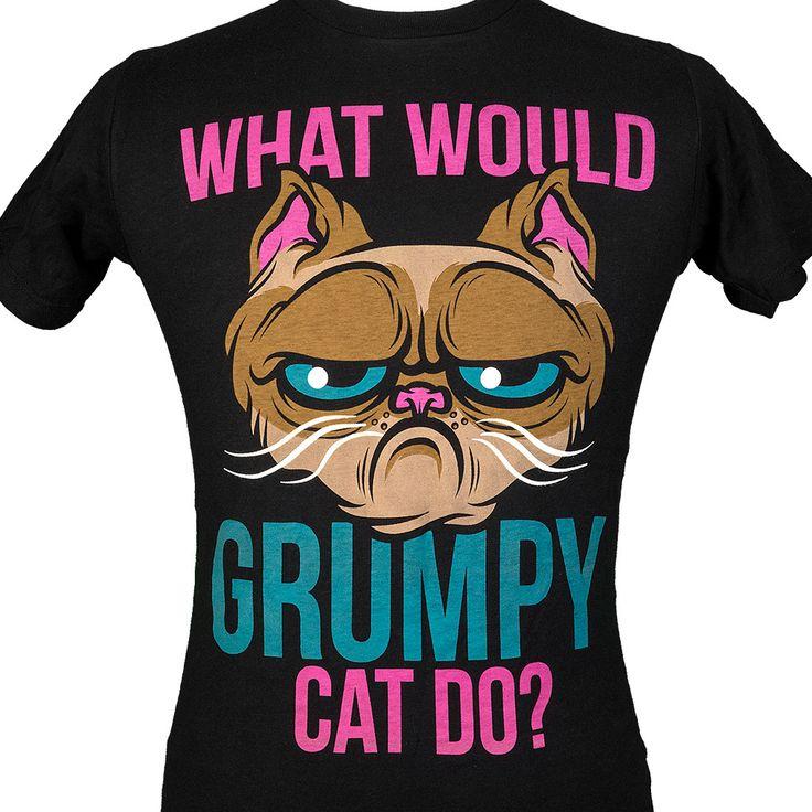 'Grumpy Cat' Tee