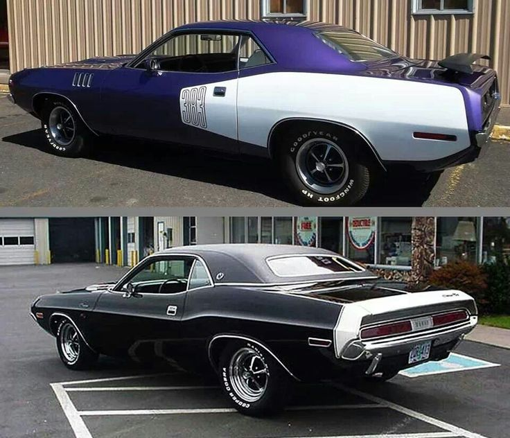 40 Best The Challengers Images On Pinterest Cars Old Cars And