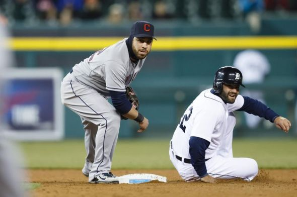 Anibal Sanchez Wild Early, Offense Sputters as Detroit Tigers Lose 3-2 to Cleveland Indians