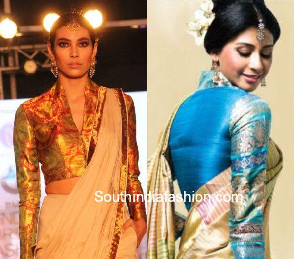 Kanjeevaram Sarees ~ Fashion Trends ~ • Page 5 of 18 • South India Fashion