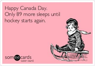 Happy Canada Day :)