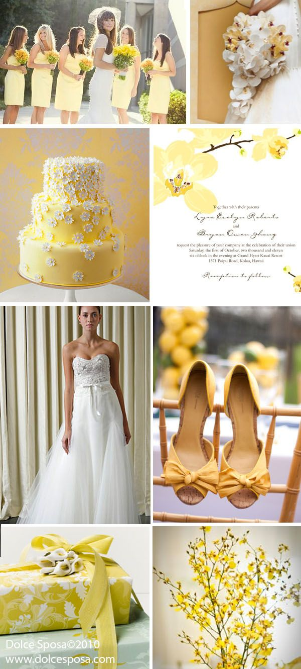 276 best lemonyellow weddings images on pinterest yellow too bad i didnt begin my yellow obsession until way after my wedding junglespirit Choice Image