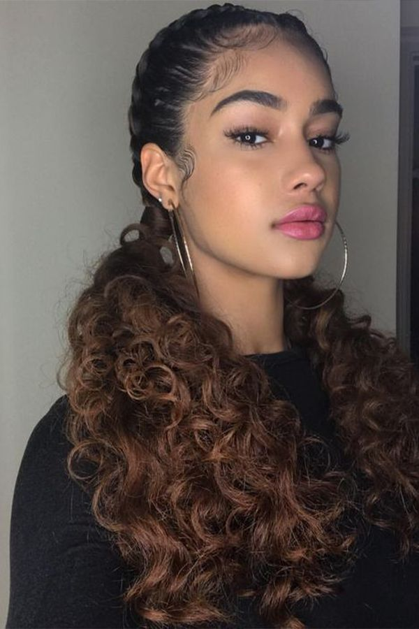 How To Style Baby Hairs Styling Baby Hairs Is An Art That