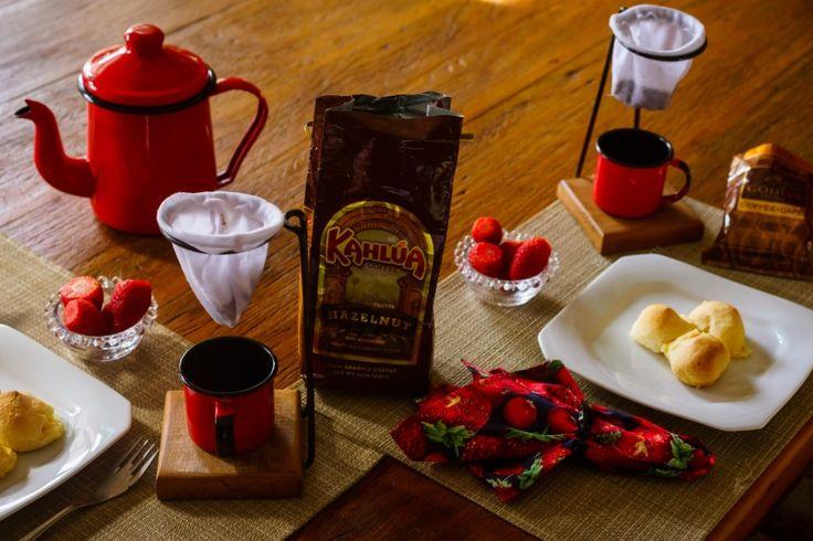 Kahlua Coffee Hazelnut e Godiva Chocolatier Caramel