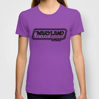 MarylandVigo Maryland - Los Años Muertos T-shirt