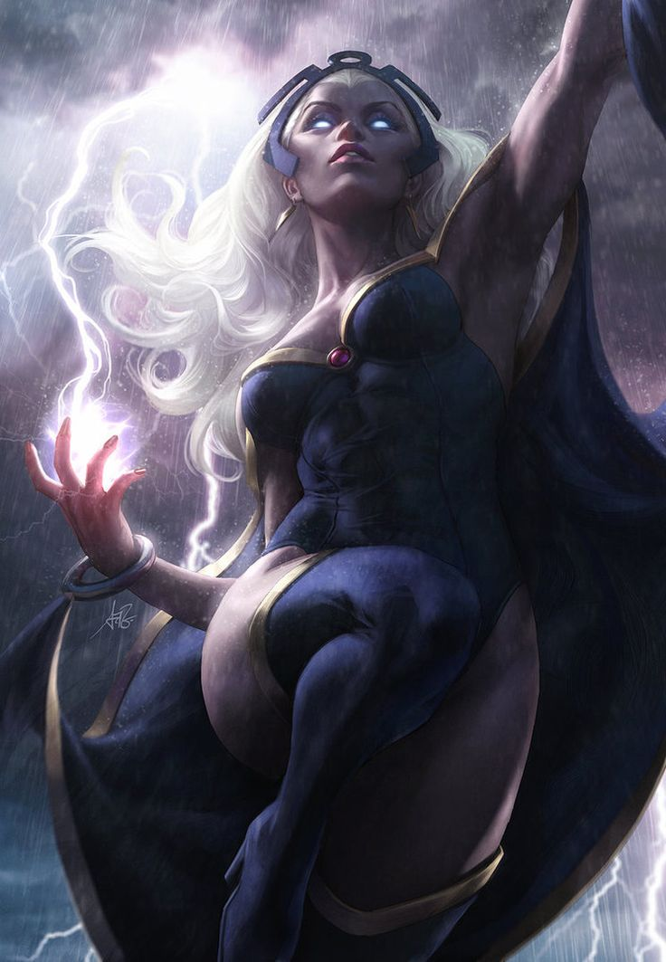 Storm Arise by Artgerm.deviantart.com on @DeviantArt - More at https://pinterest.com/supergirlsart/ #marvel #comics #xmen
