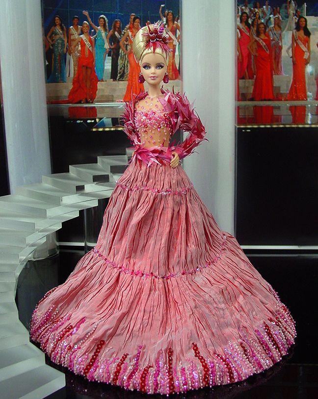 Miss Chuvashia 2013/14 by Ninimomo Dolls