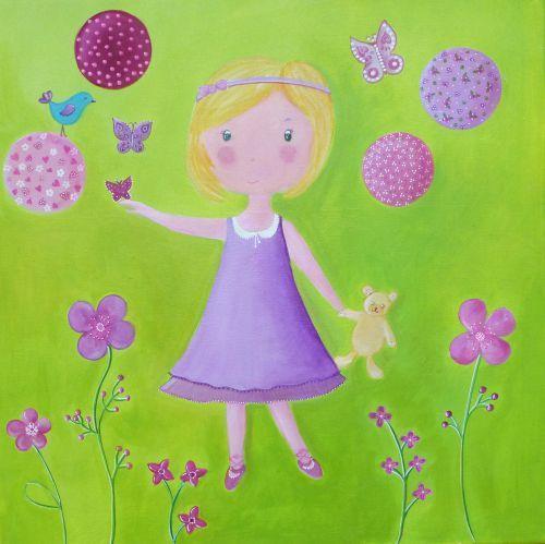 Les 61 meilleures images du tableau my painting mes - Tableau enfant personnalisable ...