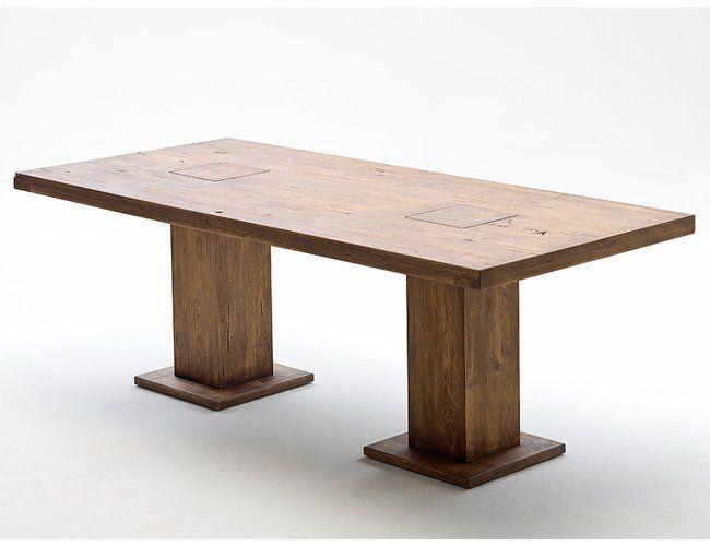 MCA furniture Manchester Esstisch Eiche massiv 180x90 Wildeiche - ebay kleinanzeigen küchen zu verschenken