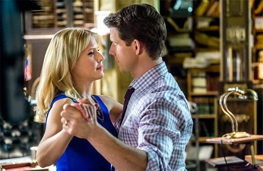 Signed, Sealed, Delivered A great made for TV Series by  The Hallmark Channel :-)