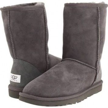 UGG Boots Gray Boots $54